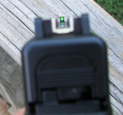 Front Sight Alignment