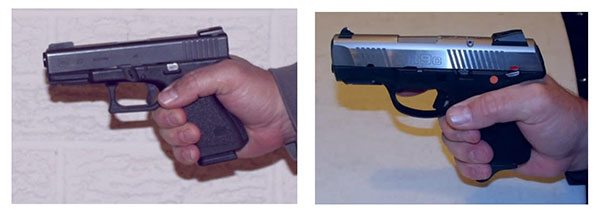 Striker Fired Handguns for CCW